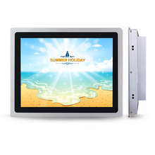 17 inch IP65 waterproof wall mounted android tablet