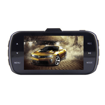 High quality Ambarella A12 1440p QHD vehicle videos recorder with 3.0 inch screen