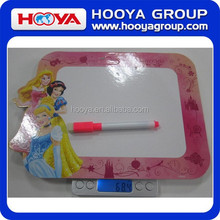 paper drawing board/kids erasable drawing board