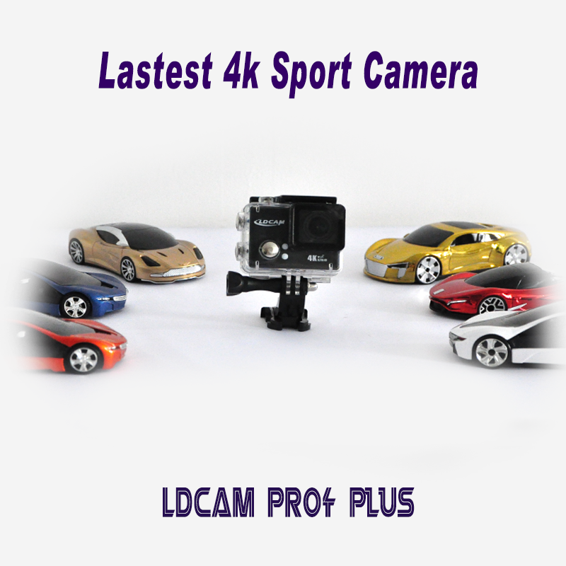 MIni 1080P+4K Recording Car Camera DVR 2CH Dash Camera ldcam pro4 plus selected version