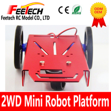 FT-MC-001 Robot Car Chassis robot raspberry pi 3 model b