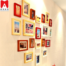 Family design to High Quality 15P photo frame multiple photos