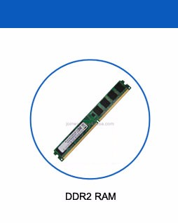 Desktop application 800mhz ddr2 4gb ram for AMD