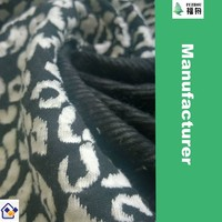 Fashional Spandex Knit Jacquard Fabric