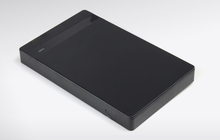 2.5 inch USB 3.0 TO SATA HDD case plastic case hd 2.5 externo usb 3.0
