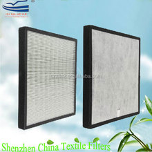 aluminium panel filter construction and new air condition pre filter