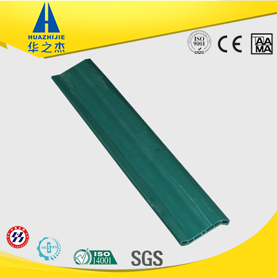 Household sell pvc window vinyl color building material full color profile