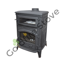 Multi Fuel Cooking Stove with Big Oven