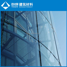 Exterior Building Material PVB Glass Walls