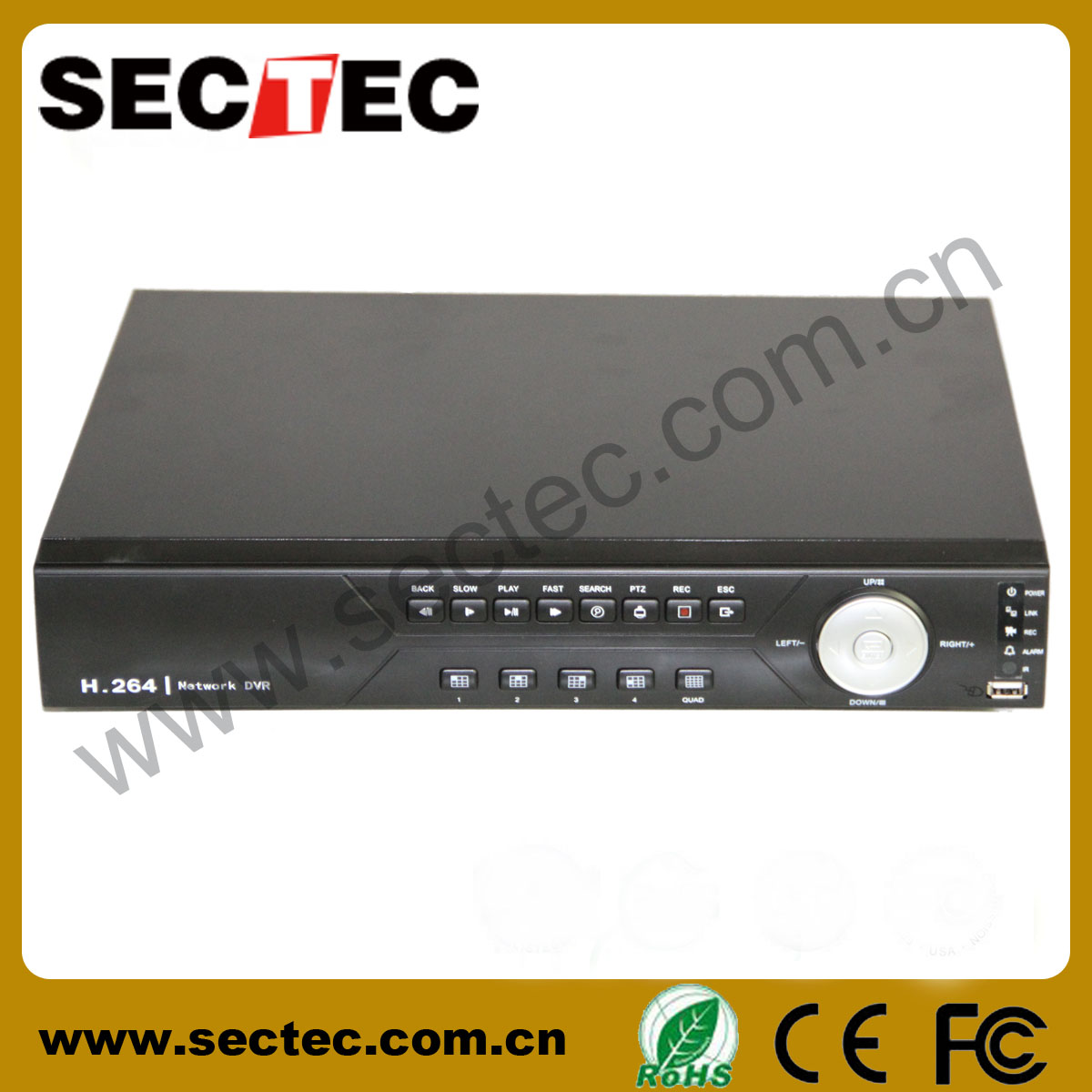 4 Ch full d1 high resolution dvr with 3g Mobile and Sim Card