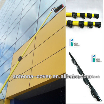 telescoping window cleaning equipment
