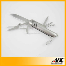 Wholesale Multi-Function Stainless Steel Pocket Knife