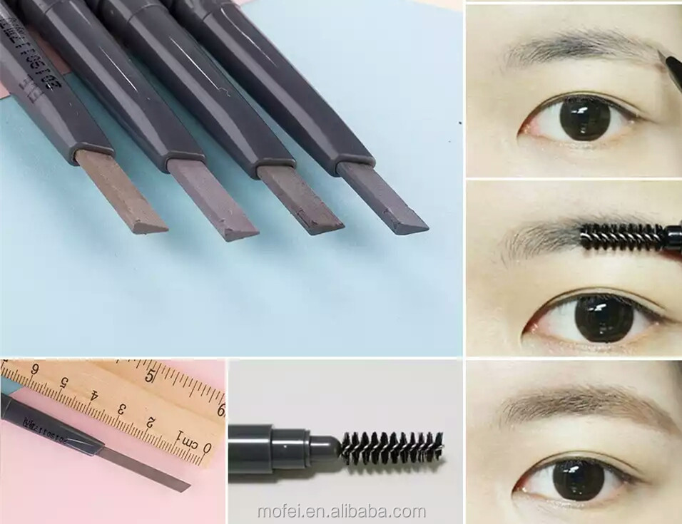 Cheap price eyebrow pencil waterproof eyebrow pencil OEM private label