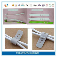 2015 trade assurance for USA market raw cheap silicone cable tie