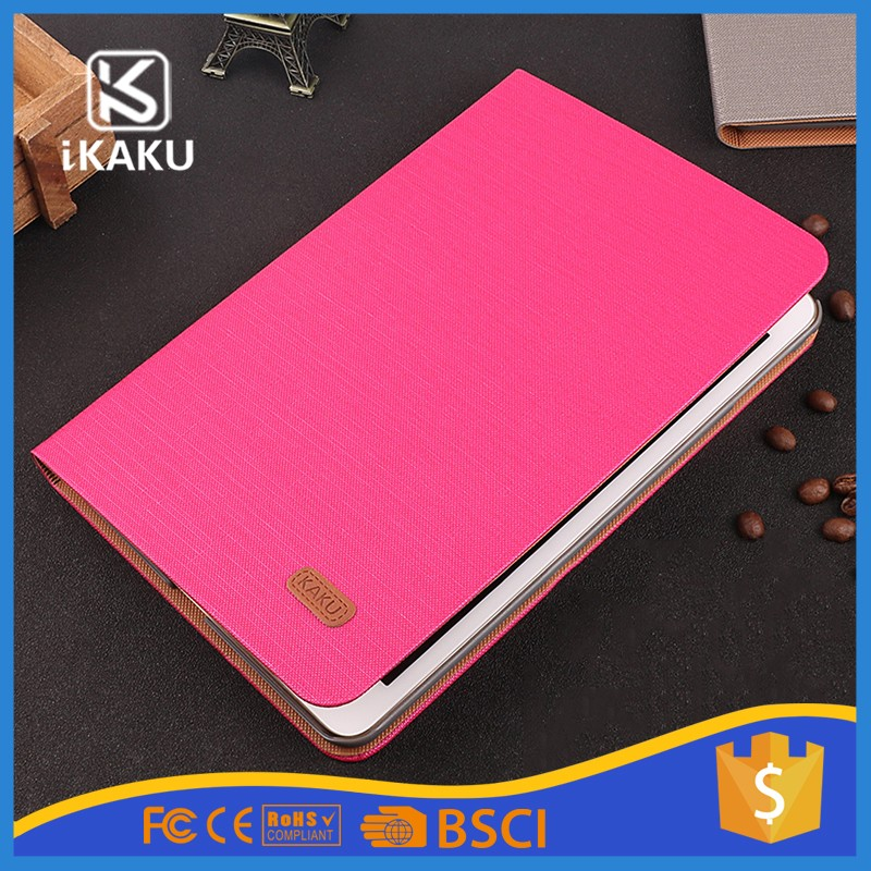 KAKU Whosesale Leather stand cover for ipad mini 4 case compatible flip case for ipad mini 1, 2 , 3