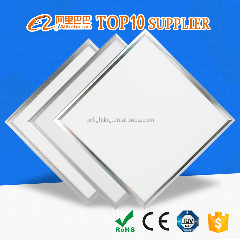 2017 Hot sale high quality SMD 2835 48w led panel light 600x600