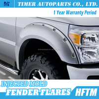 auto accessories PP Truck fender trim for11-12 Ford F-250