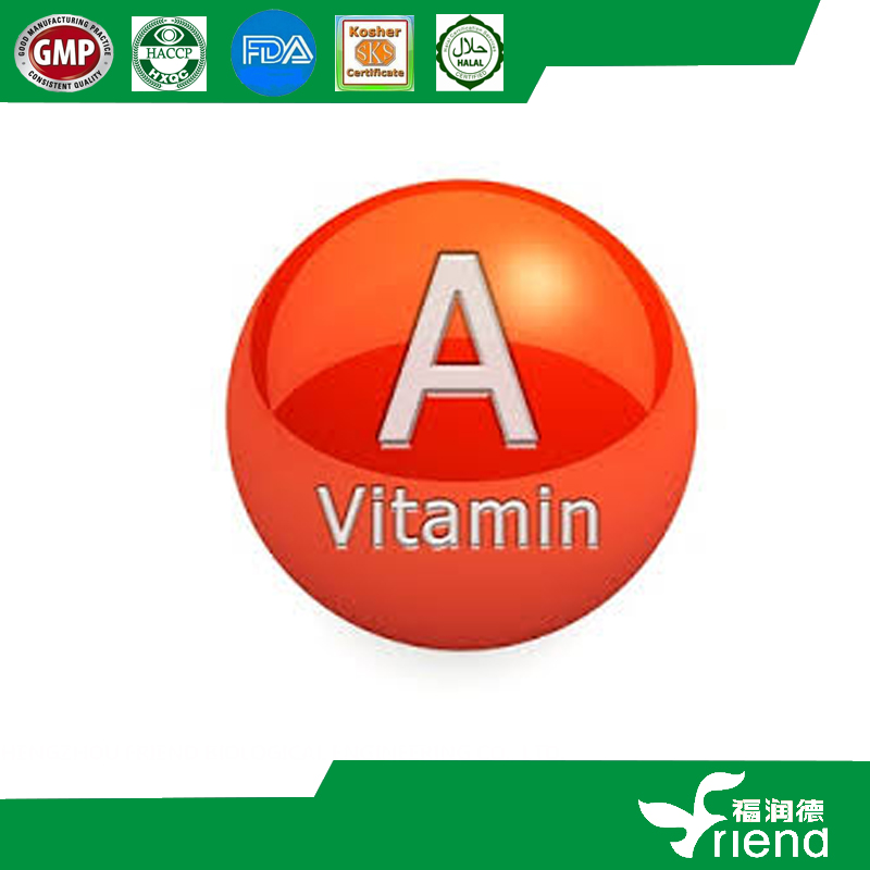 Vitamin A Palmitate 1.7MIU Food Grade Retinyl Palmitate Oil