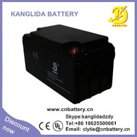 12v65ah 60ah vrla sealed type lead acid battery supply power for wind turbine