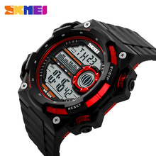 Skmei large dial men cheap digital watches with waterproof 1115