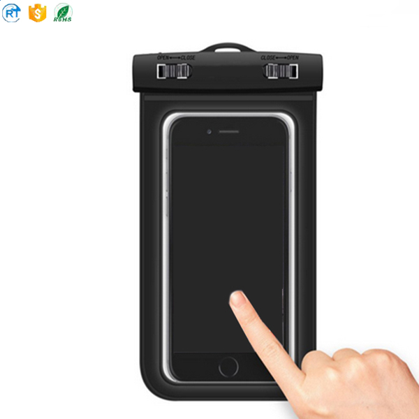 2017 New Waterproof Phone Case for iPhone 7, Water Proof Phone Case bag