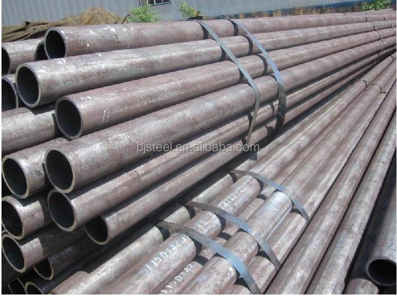 STPG 370 seamless carbon steel pipe for fluid transport structure pipe