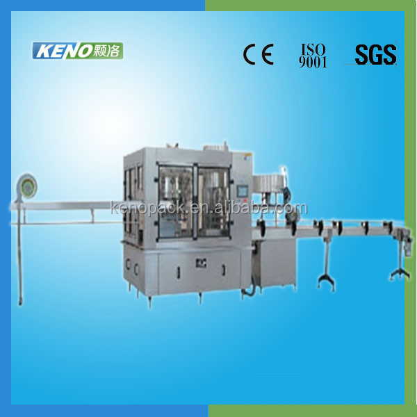 Low price KENO-F202 filling machine for hair wax