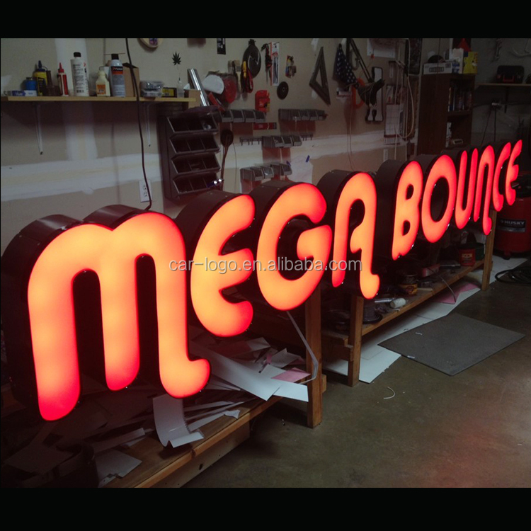 led neon metal girls girls girls neon sign for supermarket and hair salon