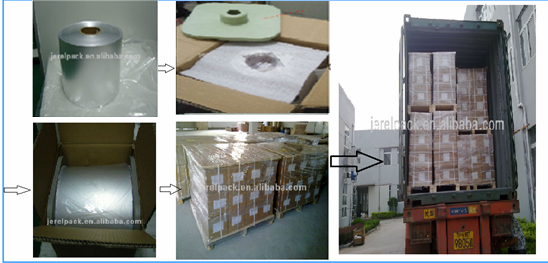 Cold-Forming Alu Foil For BLISTER Packaging Alu Alu Foil for Pharmaceutical