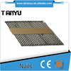 34 Degree Clipped Head Paper Strip Nails, cap roofing nail