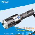 Brinyte portable USB direct charging led flashlight torch