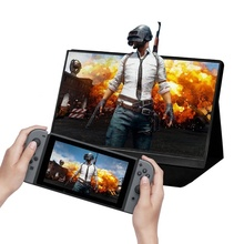 Latest Technology 15.6 inch 1080P Capacitive Touch Screen Portable <strong>Monitor</strong> with Type-C PS4 Mobile Display