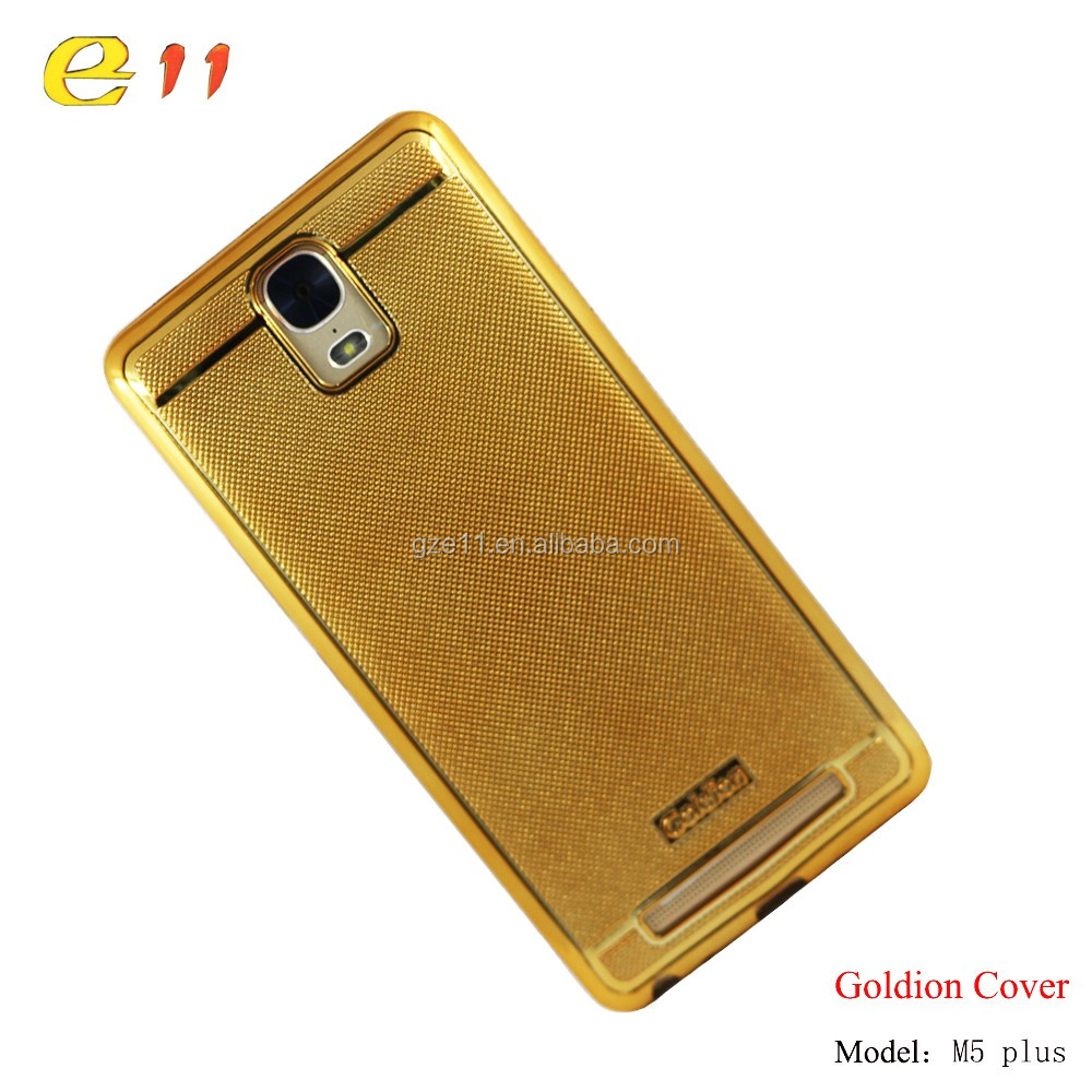 cover for gionee phone hot sale model M5 plus/m5 mini