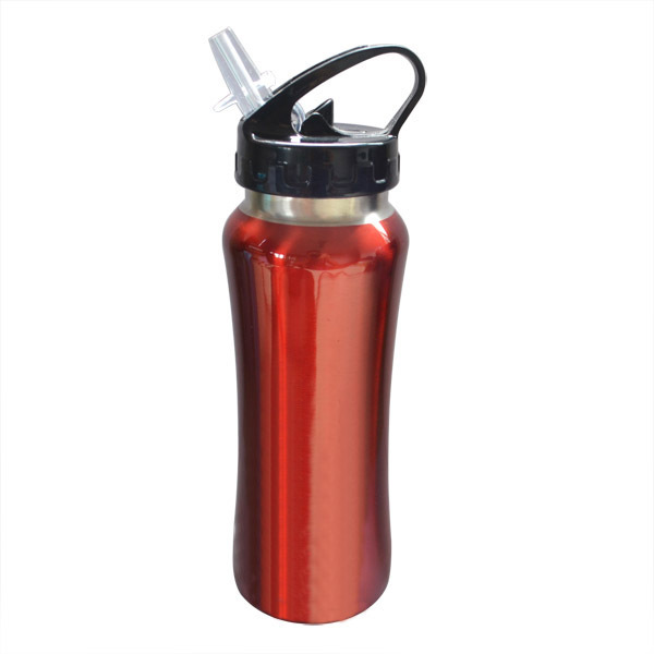 Best Sports Stainless Steel Water Bottle With Straw For ...