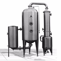 Industrial Vacuum Stainless Steel Alcohol Chemical
