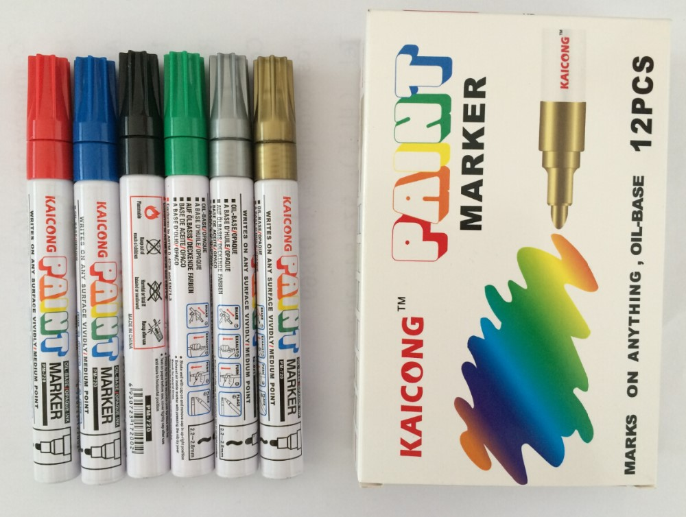 Decoink Valve action Paint marker,uniball paint marker,poster marker,pop marker,decoart paint pen