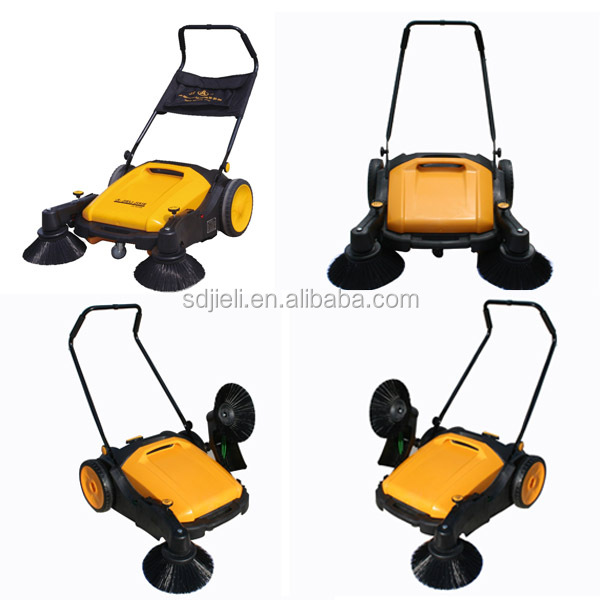 40L Mechanical hand push Industrial Sweeper