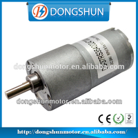 37mm DS-37RS3540 Best-selling&High Torque 3V 12V 24V DC Gear Motor with rs370 Motor From China 1850JSX Series for rotisserie