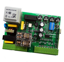 Fixed code sliding gate control board with 220V AC asynchronous-single phase motor QN-DSAC002