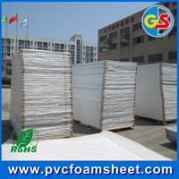 Advertising pvc Foam Board 3D Customize Printing PVC Sheet