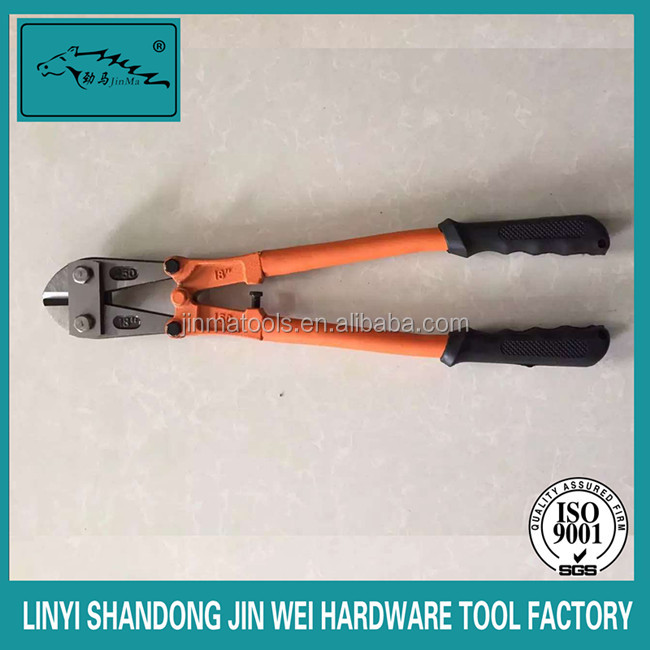 JINMA Brand Heavy duty bolt cutter Japanese type wire cutter