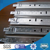 ceiling steel t-bar size