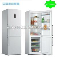 BCD-302 Double Door Refrigerator, Bottom Freerzer Refrigerator, Down Freezer Refrigerator