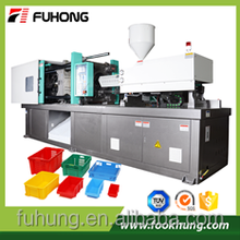 Ningbo Fuhong tuv certification 140ton 1400kn plastic injection moulding machine fixed pump
