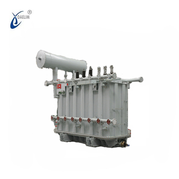 Low Loss High quality 66KV three phase on-load oil immersed electric power transformer