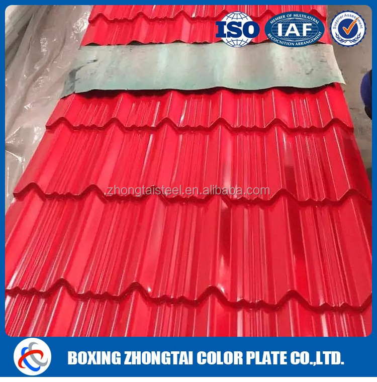 high strength steel roofs