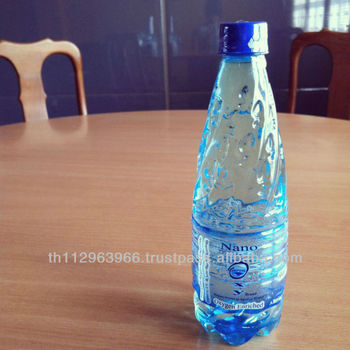 Oxygen enriched spring water