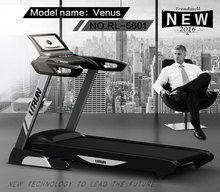 2017 best selling 4.0HP Treadmill running track machine Wholesale