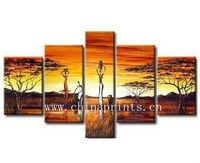 Dropship Harvest Season on Canvas Oil Painting