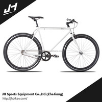 CE Approved Hi- Ten Frame Single Speed Sepeda Fixie Bicycle